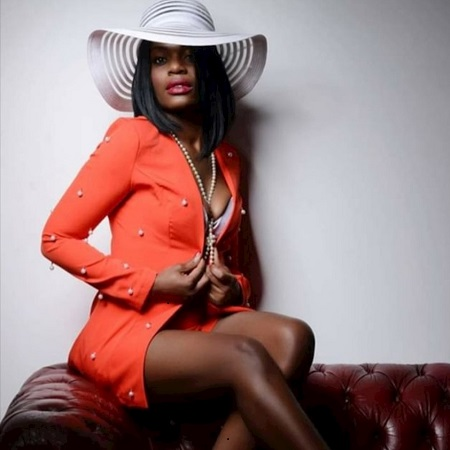 black female professional models