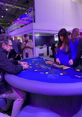 Excel casino dealers london