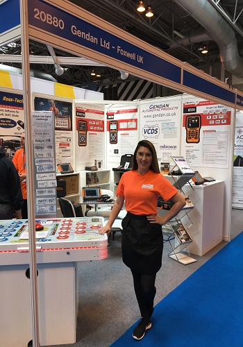 hire exhibition & trade show sales staff UK