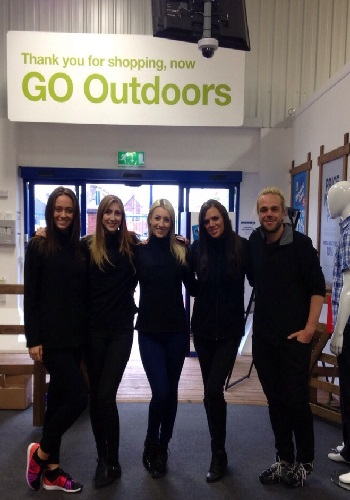 promo staff hire leicester