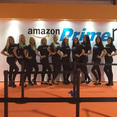 hire promo girls for exhibitions