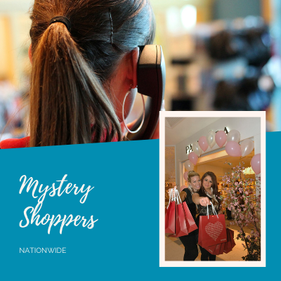 hire mystery shoppers
