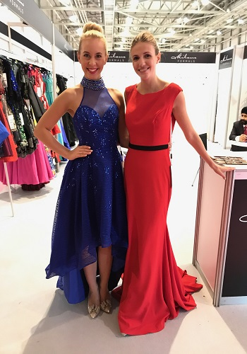 hire models for uk trade shows