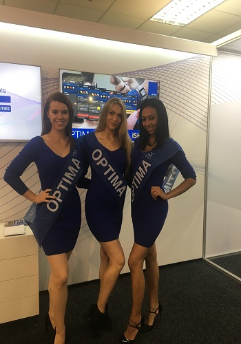 hostesses & trade show models London Shows