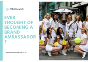 Ever thought of becoming a Brand Ambassador