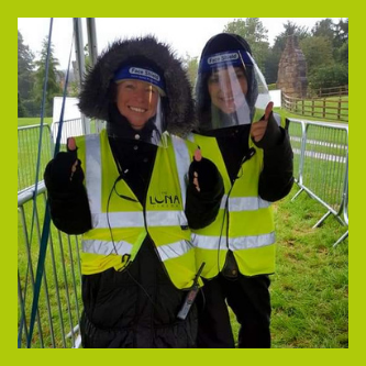 experienced Event Marshals